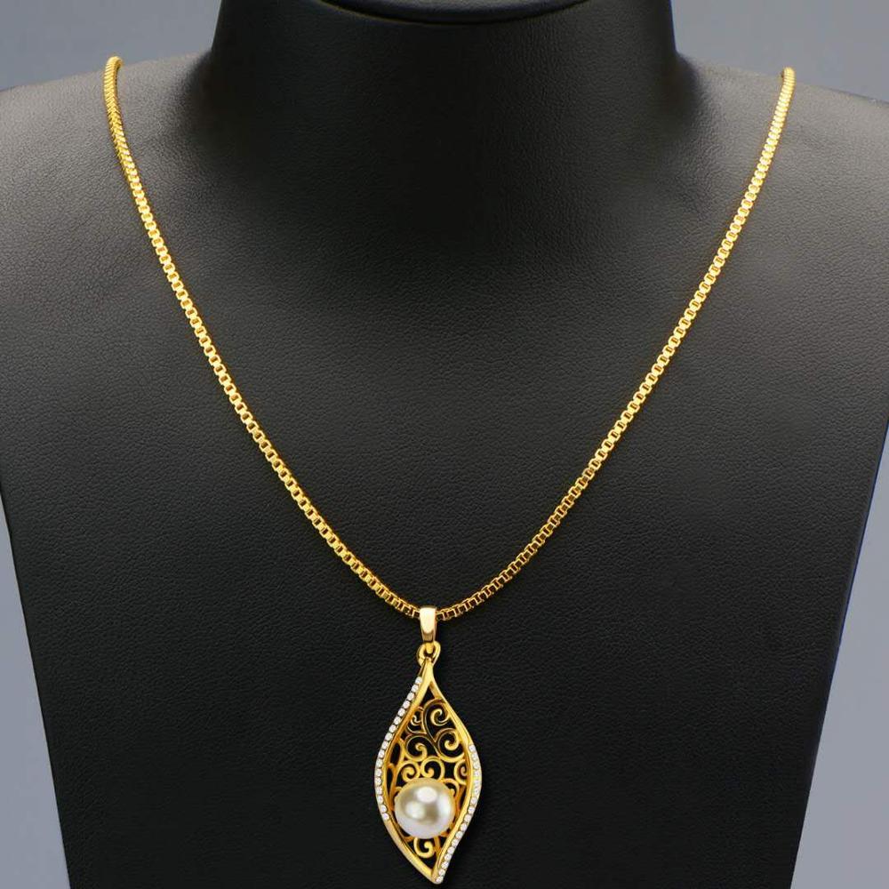 Fashion-bride-pearl-copper-plated-18K-gold (3)