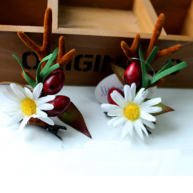 Fashion-Design-Handmade-Christmas-Flower-And-Berry (2)