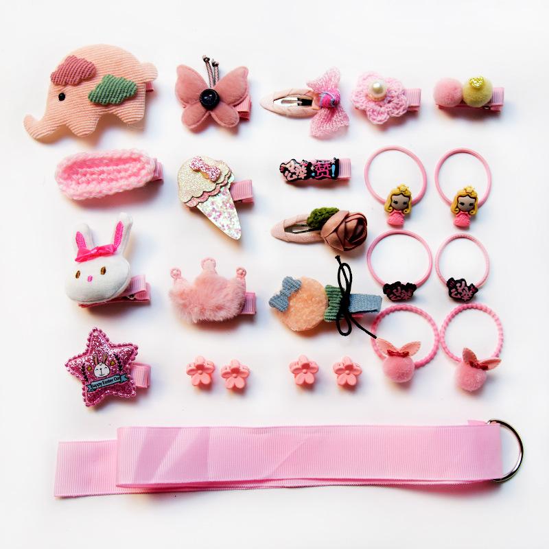 Fancy-Hair-Accessories-Girls-Cute-Animal-Clipp