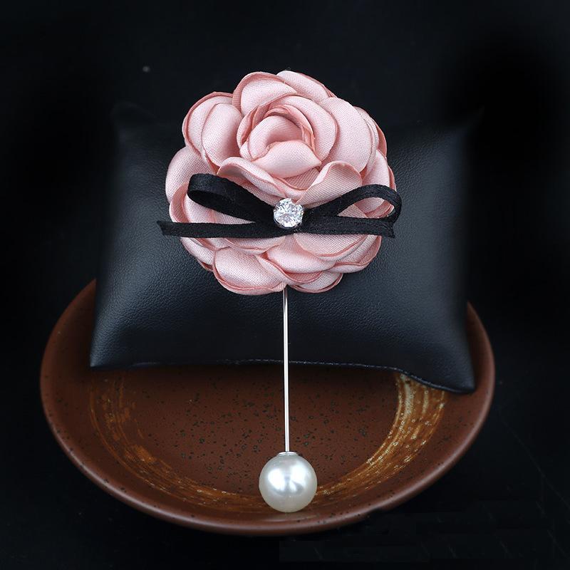 Rose-flower-brooch-fabric-flower-long-pin (2)
