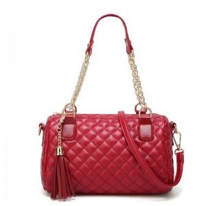 WENZHE New Trendy handbags Tassel Ladies Crossbody Shoulder Bag Handbag for Women