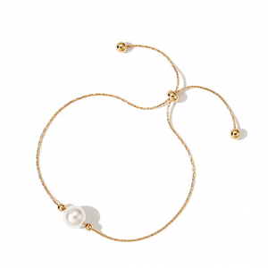 Fashion Shell Pearl Minimalist Adjustable Bracelet