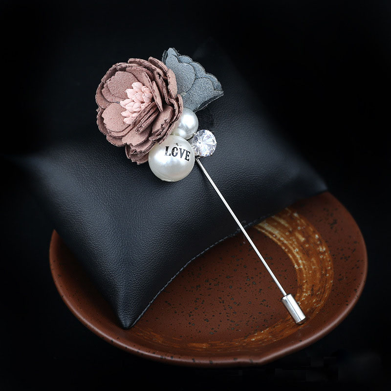 Rose-flower-brooch-fabric-flower-long-pin (5)