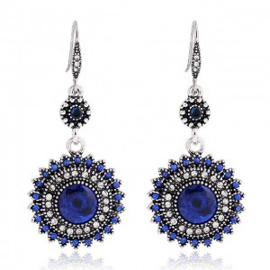 Best Quality Europe and the United States new retro European and American Bohemian national wind earrings