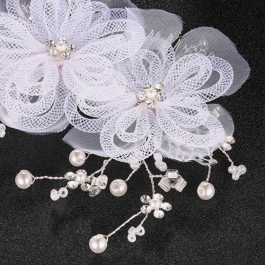 Creative-fashion-lace-flower-pearl-bride-gift (3)