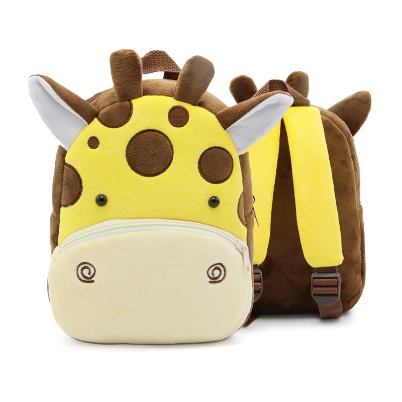 2019-Children-School-Backpack-3D-Cartoon-Animals (2)