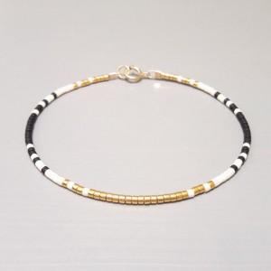 Gold Plating Bracelet Fine Bracelet Minimalist Bead Bracelet Delicate Gold Bracelet Fine Gold Bracelet