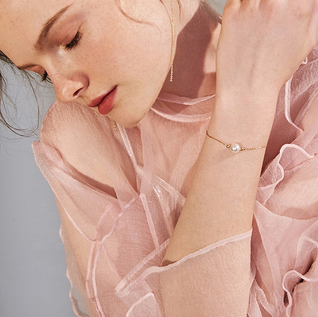 Fashion-shell-pearl-minimalist-adjustable-bracelet (2)