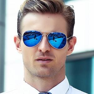 Fashion frog mirror trend sunglasses retro sunglasses