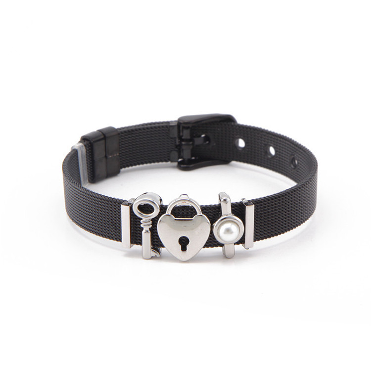 Hot-sale-stainless-steel-bracelets-lock-charms (5)_副本