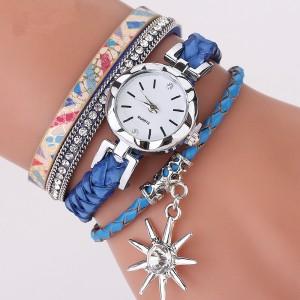 Best Quality Fashion lady pendant bracelet watch