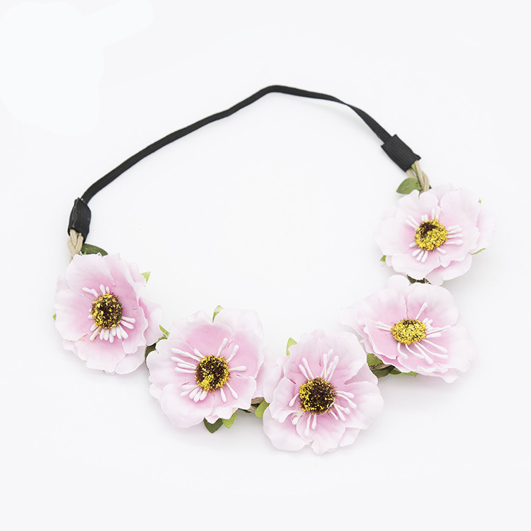 Fashion-Women-Bride-Flower-Headband-Lady-Bohemian (1)