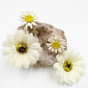 Newest Bridal Daisy Earring Women Flower Earring For Gift