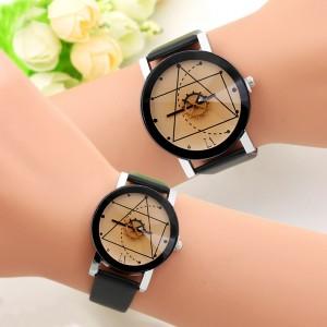 Latest gear second hand couple watch,wrist watch women branded watch custom