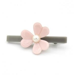 New Design Women Hair Accessories Clips Flower Duckbill Acrylic Acetate Hair Clips Wholesale For Girls
