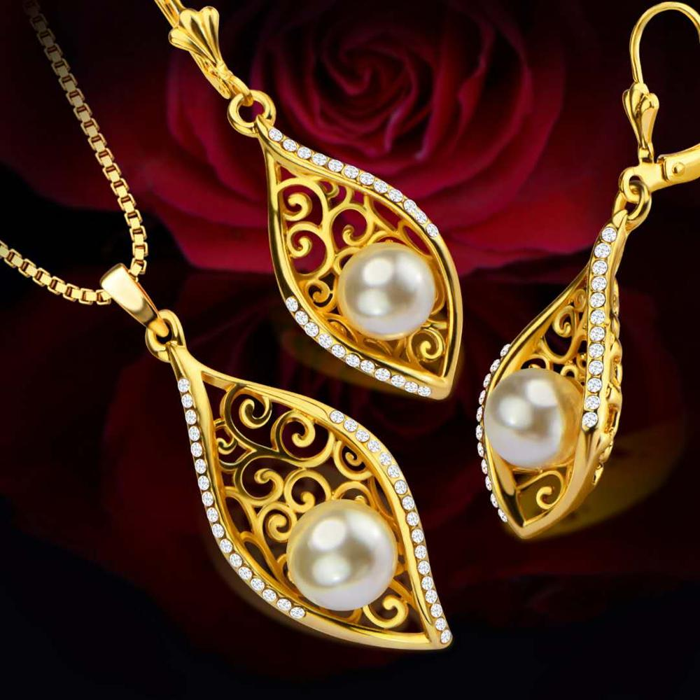 Fashion-bride-pearl-copper-plated-18K-gold (4)