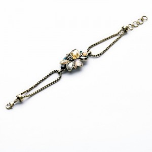 New Styles Statement Fashion Women Jewelry Elegant Resin Stone Charming Bracelets