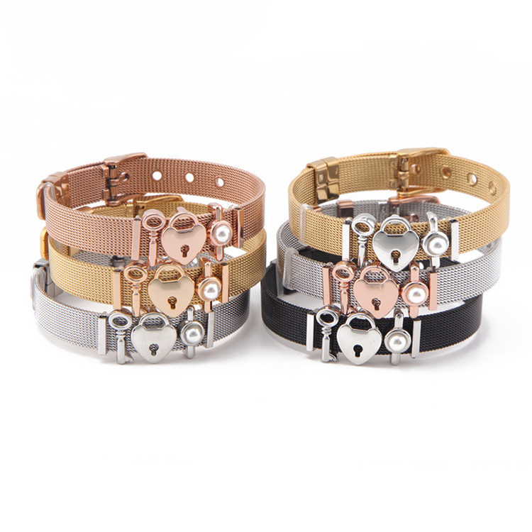 Hot-sale-stainless-steel-bracelets-lock-charms (1)_副本