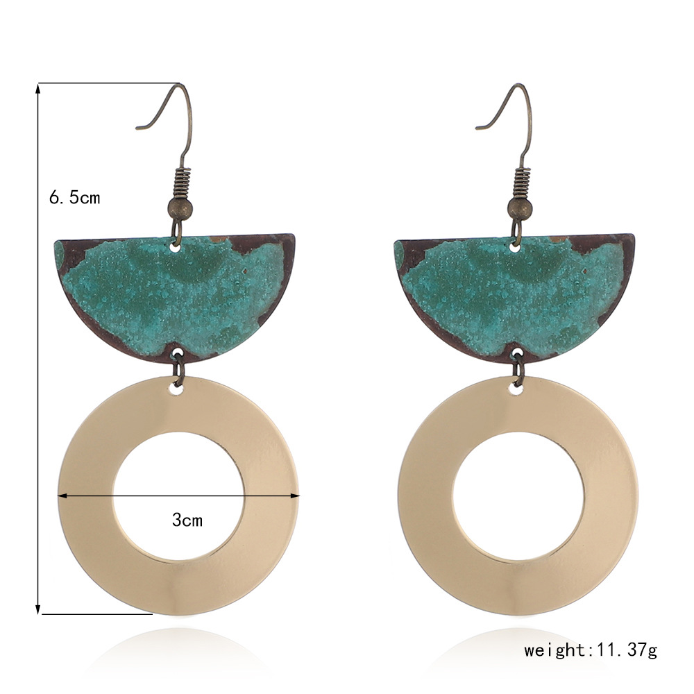 2019-New-Trend-Jewelry-Earring-Worn-Gold (1)