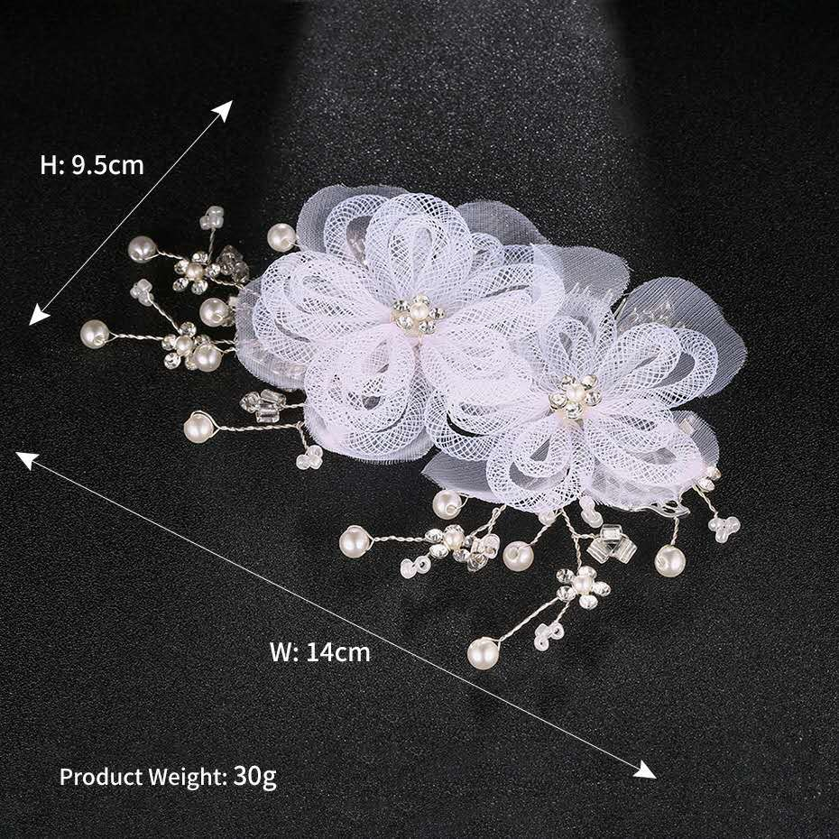 Creative-fashion-lace-flower-pearl-bride-gift (4)